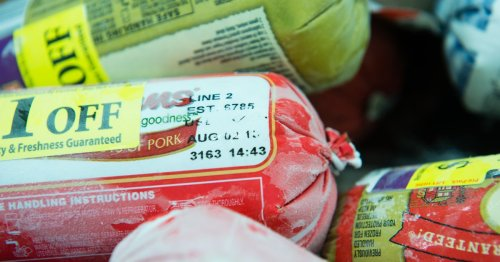 """The lie of """"expired"""" food"""