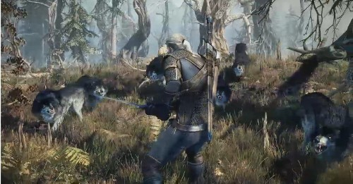 The Witcher 3 is giving PS4 and Xbox owners a free PC copy to experience in all its glory