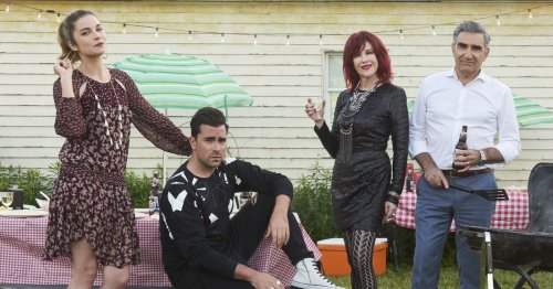 Schitt's Creek is so much more than its title