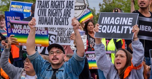 Biden's LGBTQ rights executive order and the transphobic backlash, explained