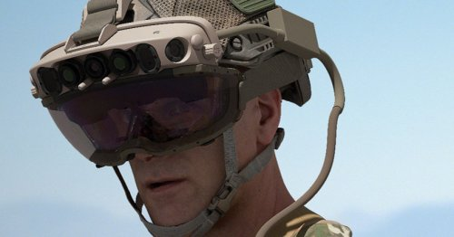 Microsoft is supplying 120,000 HoloLens-based headsets to the US Army