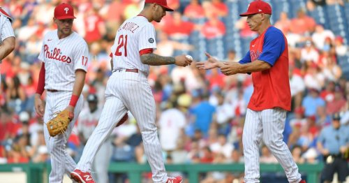 It's time for the Phillies to shake things up.