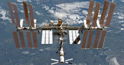 International Space Station tilted after thrusters on a Russian craft fired unexpectedly