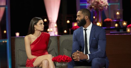 The Bachelor finally had a direct conversation about racism