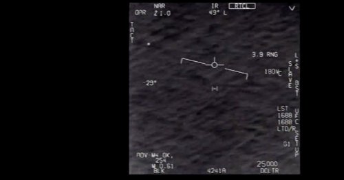 UFOs are real. That's the easy part. Now here's the hard part.