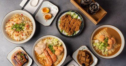 Inside Paradise Dynasty, Orange County's Highly Anticipated New Dumpling and Ramen Destination