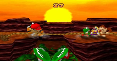 Mario Party Superstars resurrects palm-shredding minigame from 1998