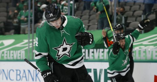 Dallas Stars Daily Links: Gurianov Strikes Twice, And The Stars Get Two Points