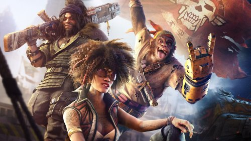 Watch Beyond Good & Evil 2's 14-minute E3 gameplay demo