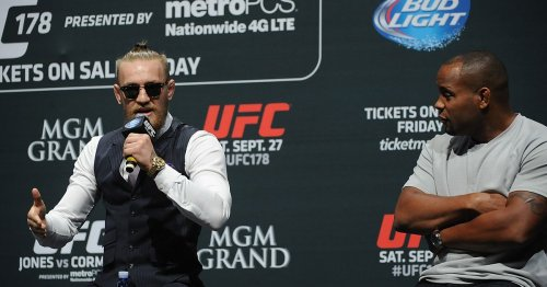 Morning Report: Daniel Cormier reacts to Conor McGregor's altercation with Machine Gun Kelly