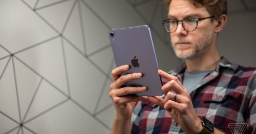 Apple says the iPad Mini's jelly scrolling isn't a problem that needs to be fixed