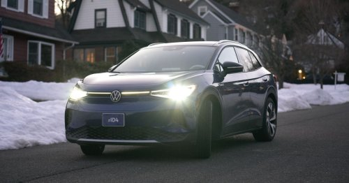 Volkswagen ID 4 review: electric chill