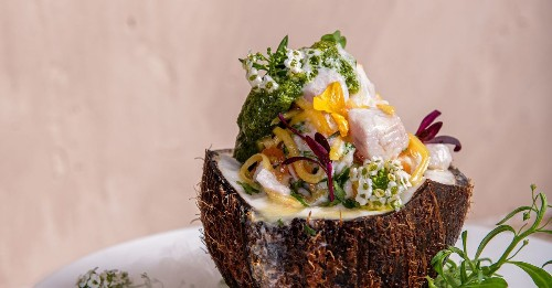 A Bohemian-Style Mediterranean Eatery Lands in Midtown Miami