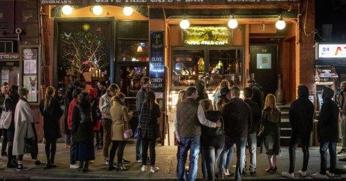 Restaurants and Bars Shuttered Across the U.S. in Light of Coronavirus Pandemic