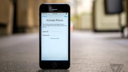 Apple gets rid of tool that let you check whether iPhones were stolen