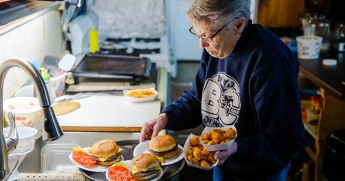 Meet Elsie Eiler, the Sole Resident (and Best Burger Chef) in America's Smallest Small Town