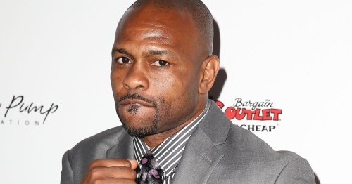 Roy Jones Jr. calls for 'dream' fight with UFC legend Anderson Silva