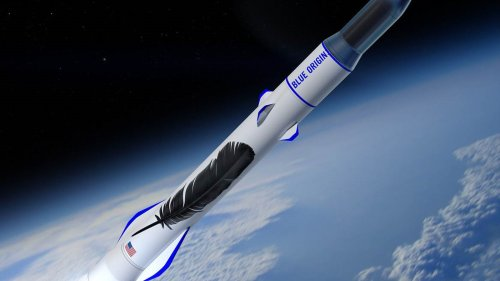 Blue Origin releases animation of its future orbital rocket, and it looks really familiar
