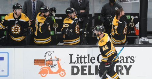 2021 Player Ratings: It was a tale of two David Krejci's this past season