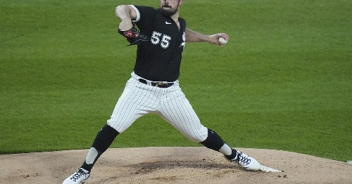 White Sox' Carlos Rodon takes perfect game into seventh inning