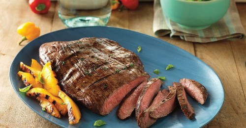 Menu planner: Balsamic marinated flank steak will leave you wanting more