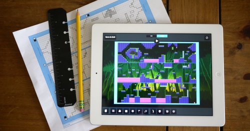 From Paper to iPad, Pixel Press Turns Drawings Into Videogames