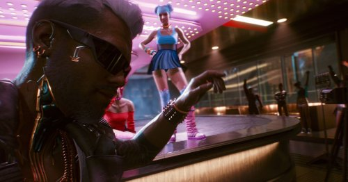 CD Projekt says Cyberpunk 2077 will return to Sony's PlayStation Store on June 21st