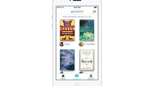 A few pearls found in Oyster, the Netflix of ebooks