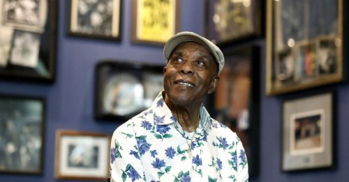 Legendary Chicago bluesman Buddy Guy looks back on career, life in PBS documentary