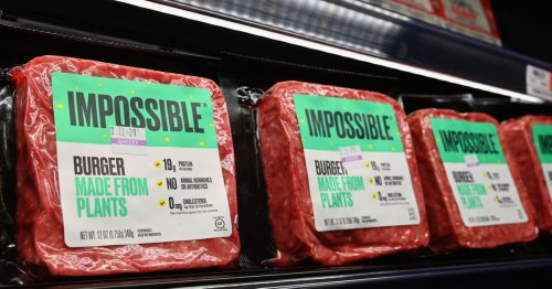 We're eating more meatless meat than ever