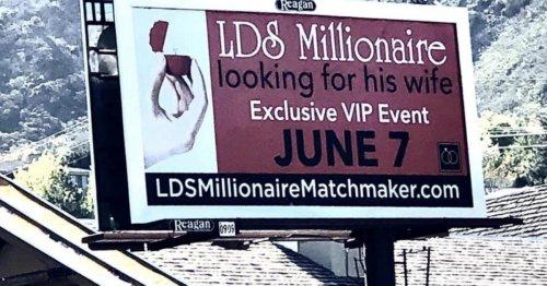 Perspective: In praise of Utah's weird billboard culture