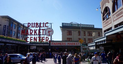 The Culinary Wonders of Seattle's Pike Place Market
