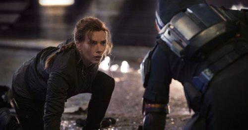 New 'Black Widow' trailer: Black Widow vs. Taskmaster, revealed