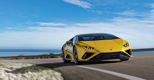 Amazon's Alexa lets you control a Lamborghini's air conditioning with just your voice