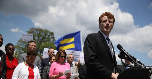 Democratic donor Laurene Powell Jobs is expanding her political operation with Joe Kennedy