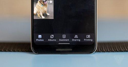 Google Photos will no longer backup social media folders by default