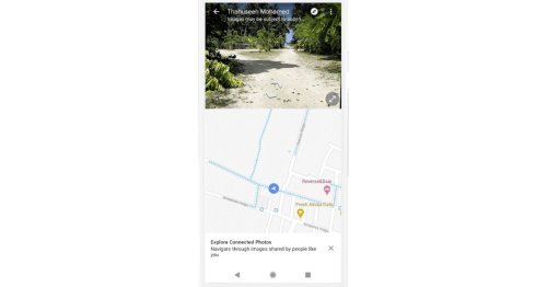 Google Maps now lets you create Street View photos with just a phone