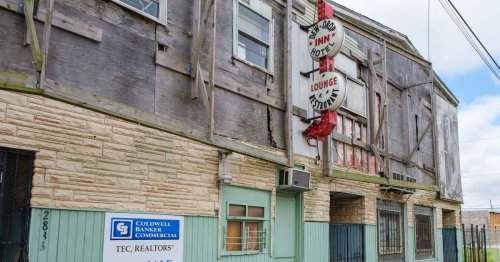 New Orleans's Historic Dew Drop Inn Is Poised for Revival