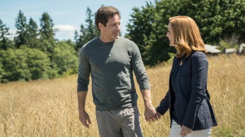 The X-Files delivers psychedelics, line-dancing and terrorism in heartfelt episode