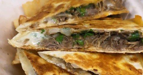 Pop-Up Farmo's Tacos Brings Nihari Birria Quesadillas to Suwanee This Weekend