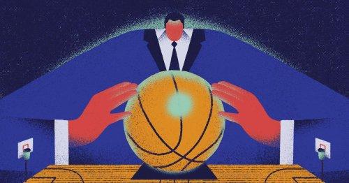 The NBA's GM Kingmaker