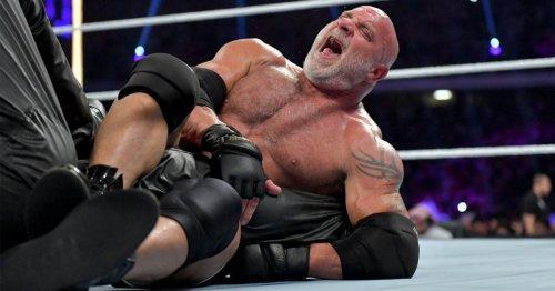 Goldberg already needs a week off