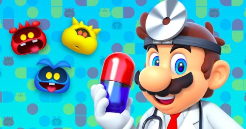 Nintendo gives Dr. Mario mobile game just 3 months to live