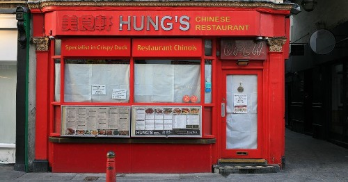 London's Chinatown Is on Borrowed Time