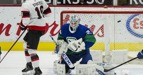 RECAP #40: Nucks Win Zippity Do D'uh. Get Shutout 3-0 by the Sens