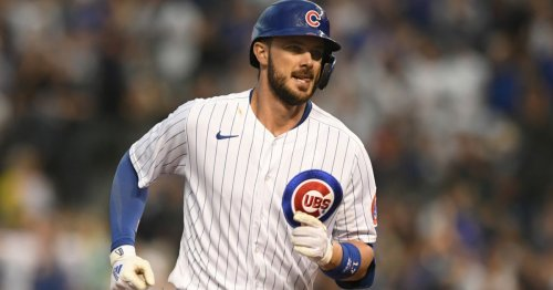 Cubs trade Kris Bryant to the Giants