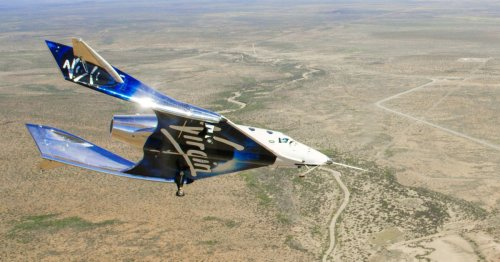First scientist slated to fly to space on Virgin Galactic's suborbital tourist rocket