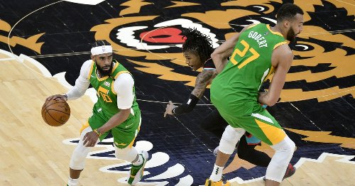 Rudy Gobert, Mike Conley probable to return for Monday's matchup between Jazz and Lakers