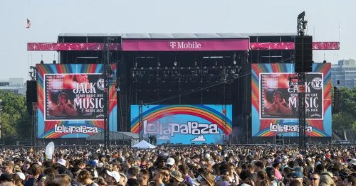 Why did Lollapalooza go forward in a pandemic? It's about the money
