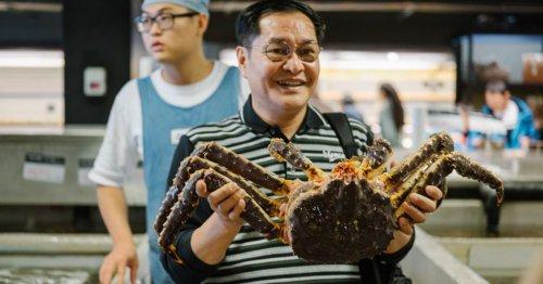 Behold Addiction Aquatic, Taipei's Leviathan Seafood Paradise